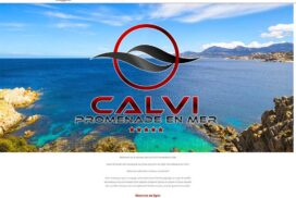 starfish-web-création-site-internet-france-calvi-promenade-en-mer-page-accueil